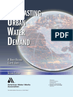 Forecasting Urban Water Demand
