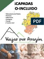 10 Escapadas Por Aragón.