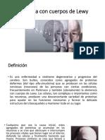 CUERPOS DE LWY ¿, DEMENCIAS