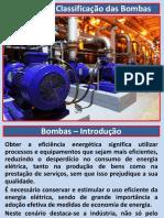 Cap 1 - Definição e Classificação Das Bombas - ALUNOS