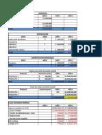 Flujo de Caja Excel
