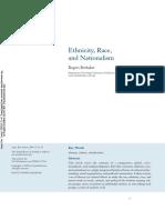 Brubaker, R. Ethnicity Race Nationalism ARS