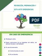 Plan de Emergencias