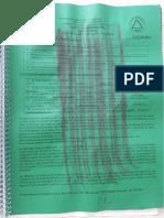 Examenes Pasados Qmc 3 Parcial
