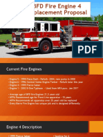 Fire Engine 4 Replacement
