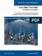Diesel Fire Pumps Dnf Hsf Hfpa 20 Gb