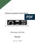 Procedimento para instalação do painel digital no Omega A.pdf