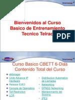 Curso Basico de Entrenamiento Tecnico Telrad