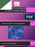 Didáctica Para La Enseñanza en Una Sociedad Digital - 1130634862