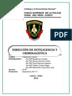 Monografia de Criminologia