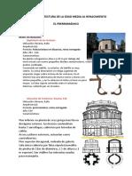Arte y Arquitectura Del Prerrománico