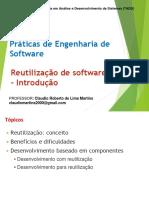 Reutilização de Software - Uma Introdução