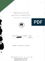 Manual Torno Meuser