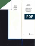 Díez Picazo- Fundamentos Del Derecho Civil Patrimonial-Funciones