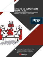 Manual de Estrategias Educativas