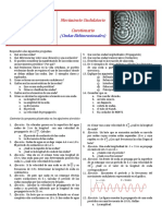 Cuestionario Movimiento Ondulatorio Bidimensional