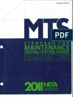 MTS STANDATD FOR MAINTENANCE.pdf