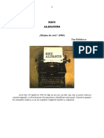 """Nicu Alifantis """"Mașina de scris"""" (1984)"""