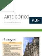 Arte Gótico