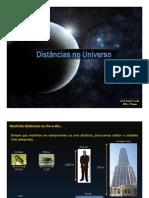 PP - Distâncias no Universo