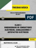 Clase 1 Electridad Basica CES 2017