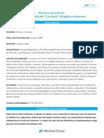 La clase. Alumnos.pdf
