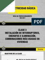 Clase 3 Electridad Basica CES 2017 (1)