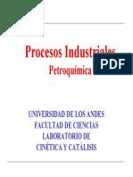 13 Procesos Industriales. Petroquímica