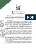 RM 410-2018-MINAM (Guia)