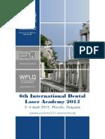 6th International Dental Laser Academy[1]
