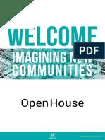 Imagining New Communities