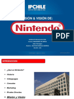 Nintendo - Mision y Vision