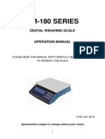 XK3119WP, LCD indicator manual