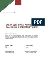 1. SKEMA SERTIFIKASI sertifikat II C-m