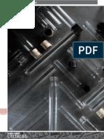 Vidrio de Laboratorio- clases de tubos de ensayo para laboratorio