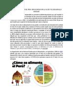 La Alimentación en El Perú (2)