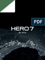 Manuale Italiano GoPro HERO7 Black