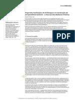 Artigo - Papel Das Instituições de Arbitragem Na Construção Da Juris Arbitral