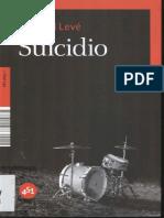 Leve Edouard - Suicidio