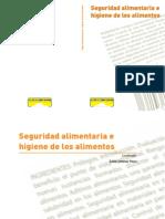 Seguridad Alimentaria e Higiene de Los Alimentos. Fund. Pascual