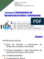 Presentación (Incompleta) MÉTODOS II.