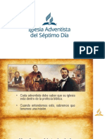 BREVE HISTORIA DE LA IASD