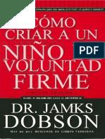 Cómo Criar a Un Niño De Voluntad Firme James Dobson -_OCR.pdf
