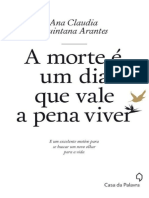 A Morte É Um Dia que Vale a Pena Viver - Ana Claudia.pdf