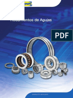 Needle Roller Bearings Es