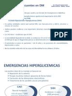 Emergencias DM