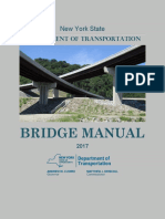 NYSDOT Bridge Manual US 2017