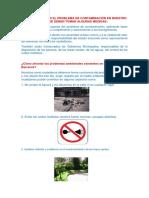 Tarea gestion ambiental