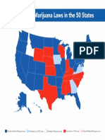 Medical Marijuana Map