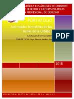 Portafolio I Unidad - DSI II 2018-2 (Angie O.)